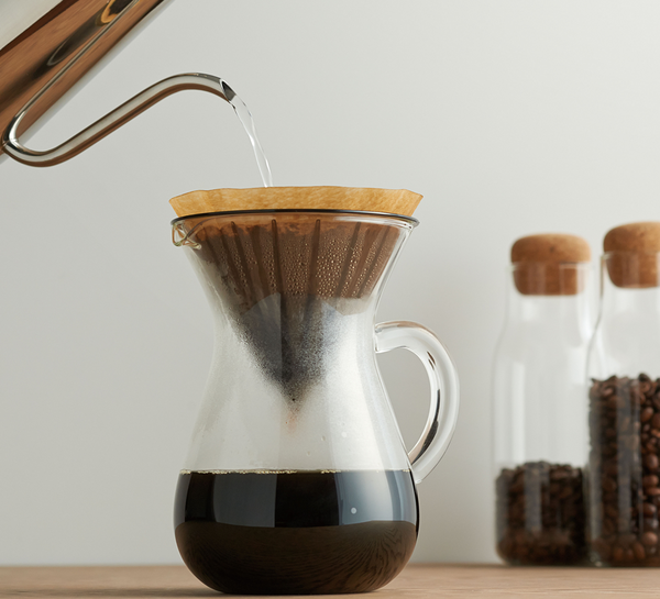 Coffee Carafe Set plastic - COYARD Coffee Roasters