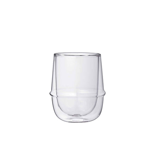 KRONOS double wall iced tea glass 350ml - COYARD Coffee Roasters
