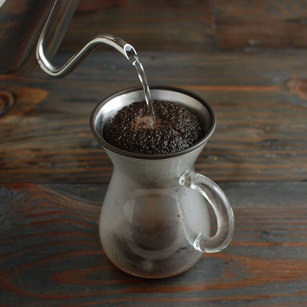 Coffee Carafe Set Stainless Steel - COYARD Coffee Roasters