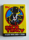 dick tracy cards
