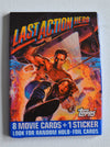 Last action hero cards