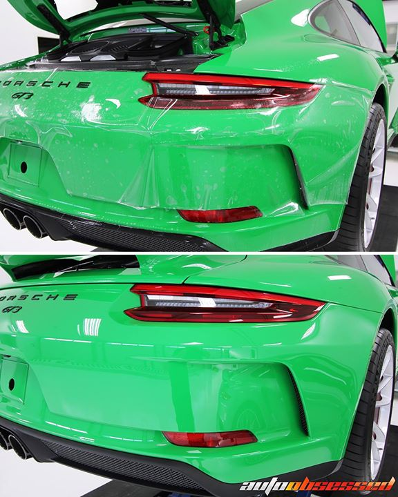 Xpel Ultimate is a tremendous paint protection film. It really looks indistinguishable from the factory clear coat, it holds wax and sealant just as l