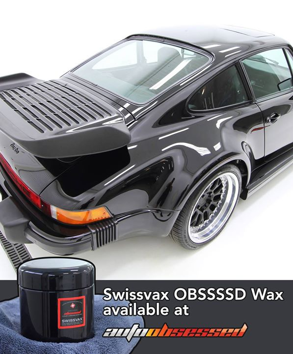 Use Swissvax OBSSSSD Luxury Carnauba Show Wax when you want a long-lasting wax finish that looks luscious, deep, and glassy smooth.  This long-lasting
