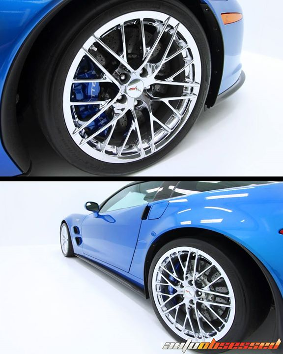 Are you a fan of chrome wheels? Or painted? Keep them looking bright with products like OBSSSSD Wheel Cleaner.  For stubborn brake dust or iron fallou