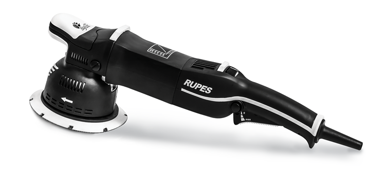 The long awaited release for the Rupes Mille for the Canadian Market is now over!  The Rupes Mille gear driven dual action polisher is now available f