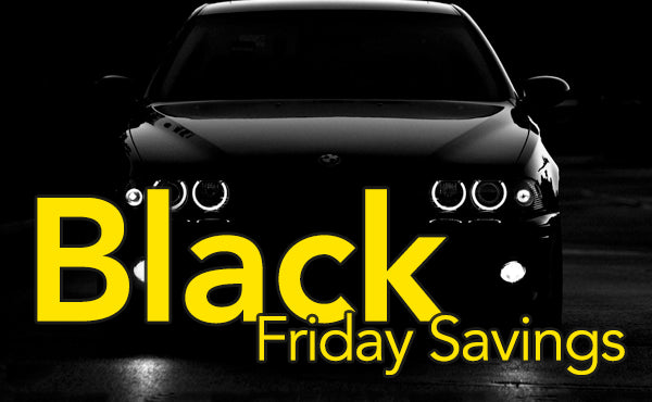 Our Black Friday email newsletter just went out. Anyone looking for some great specials should check it out: