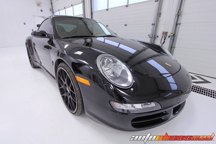 Auto Obsessed performed a restorative detail to this 2006 Porsche 911 Carrera 4S. The exterior underwent a full decontamination wash including iron an