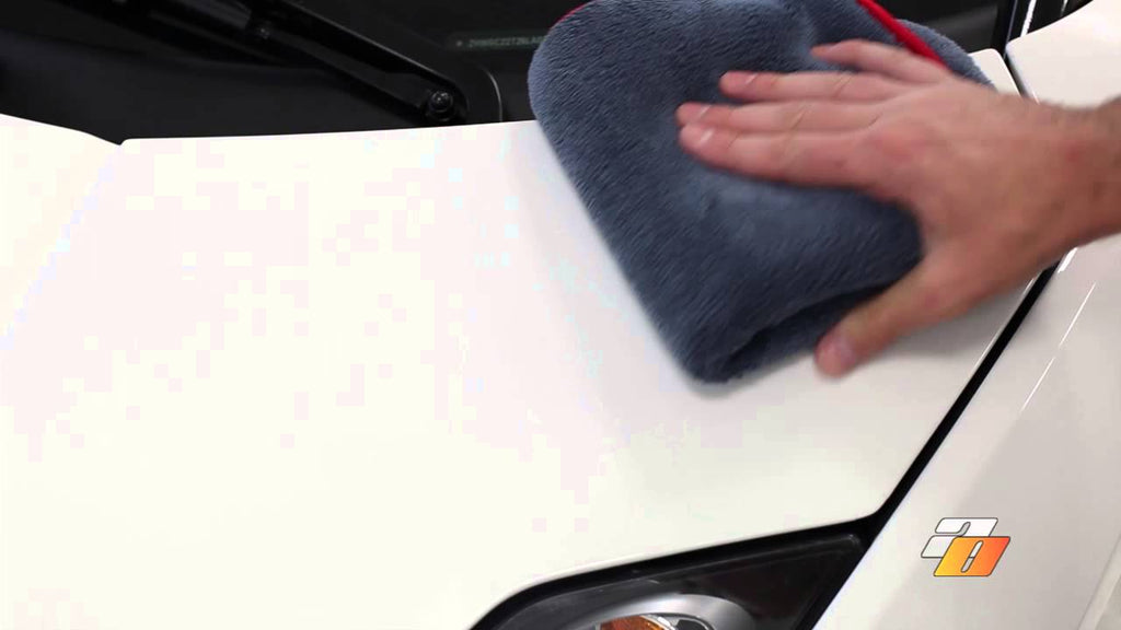 Detailing tutorial: How to apply Swissvax car wax LSP