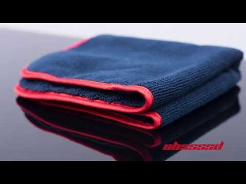 OBSSSSD Microfiber Towels for Auto Detailing