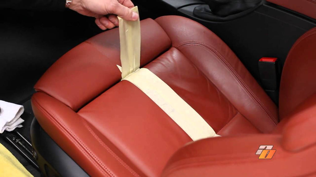 How to Clean and Condition your Leather with Swissvax Leather Cleaner - by Auto Obsessed.