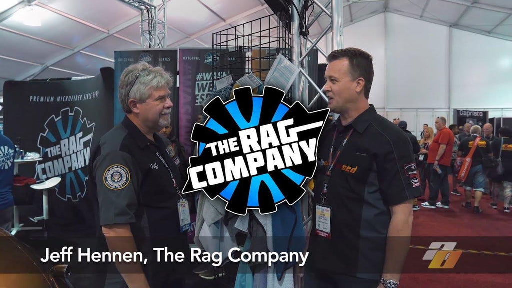 Hear what The Rag Company's Jeff Hennen has to say about their new Towels.