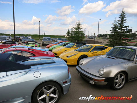 Racing for a Cure 2013 - Auto Obsessed