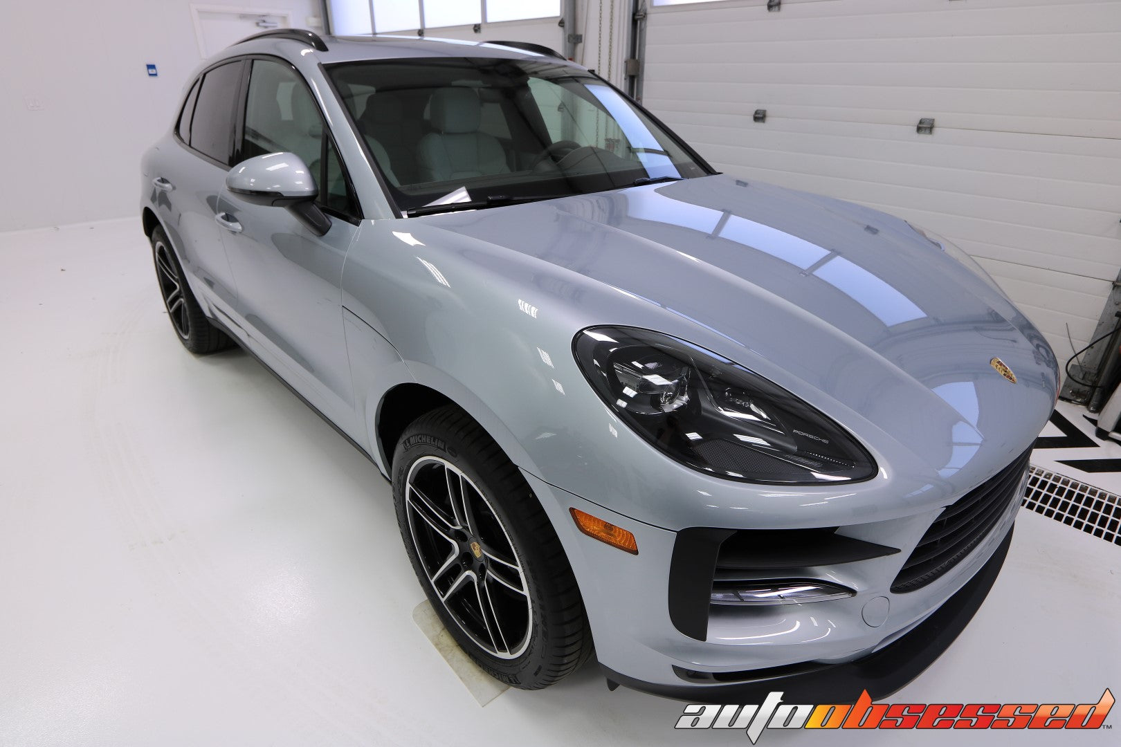2020 Porsche Macan S New Vehicle Prep Car Detailing - Auto Obsessed