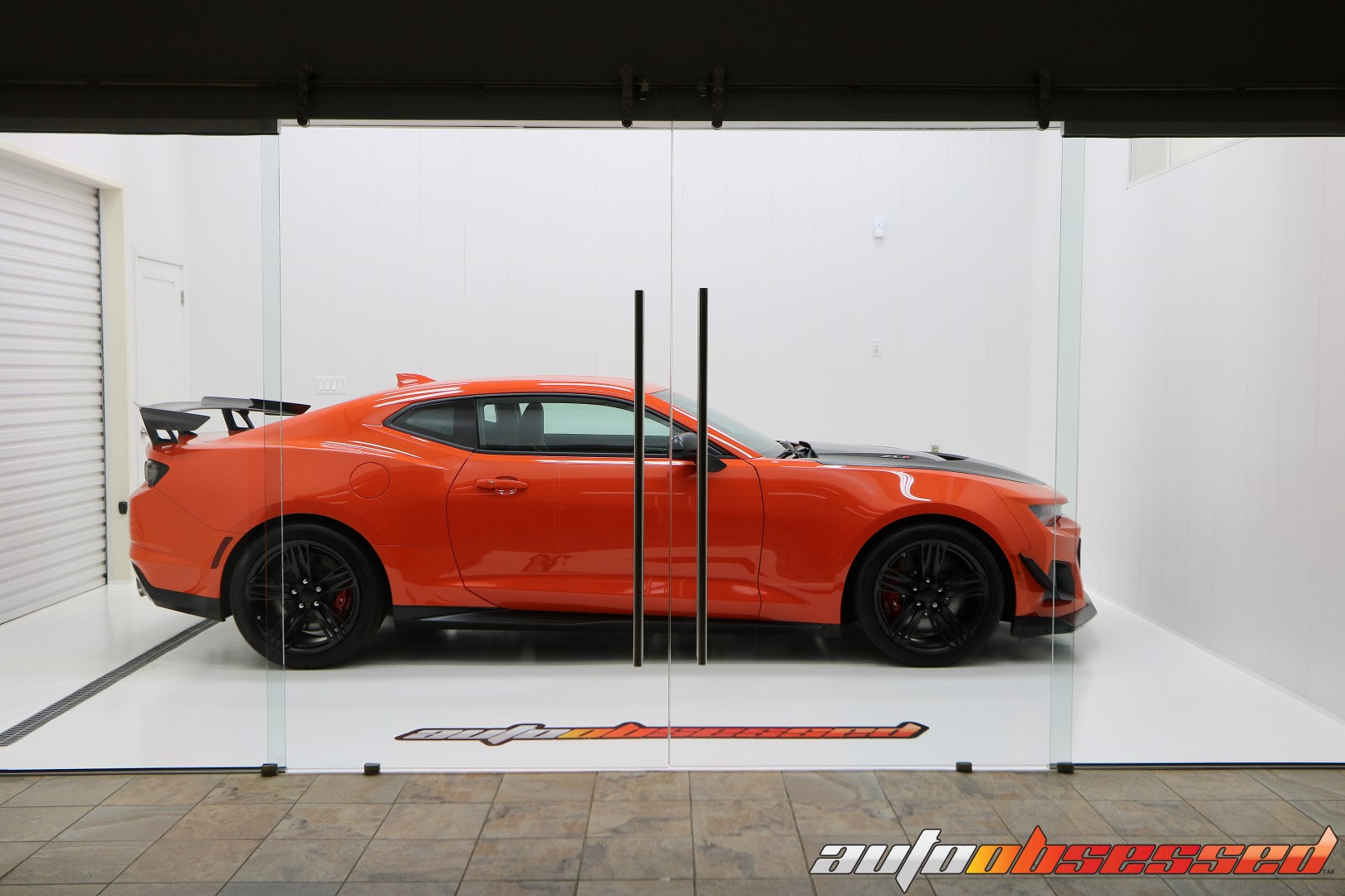 2020 Camaro ZL1 1ZE Track Edition New Vehicle Car Detailing - Auto Obsessed
