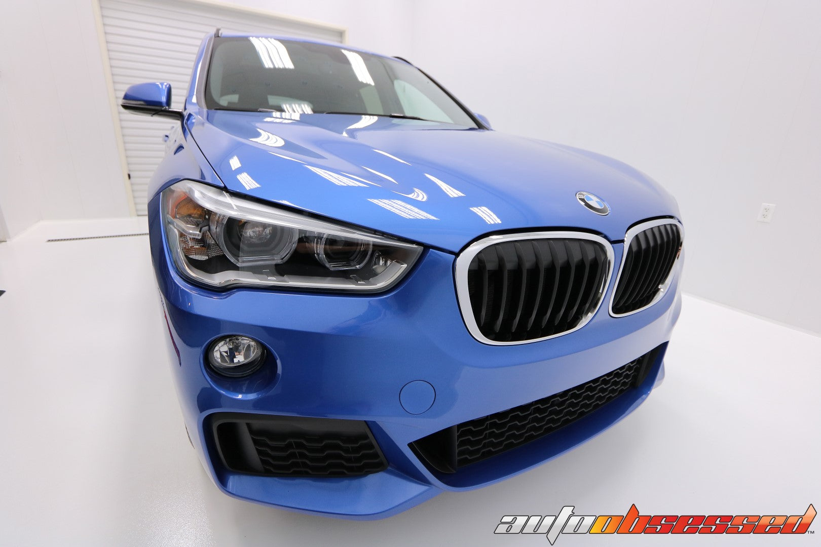 2018 BMW X1 Car Detailing - Auto Obsessed