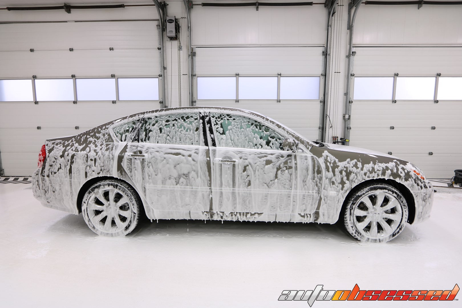 2006 Infinity M35x Foam Cannon Car Wash Soap - Auto Obsessed