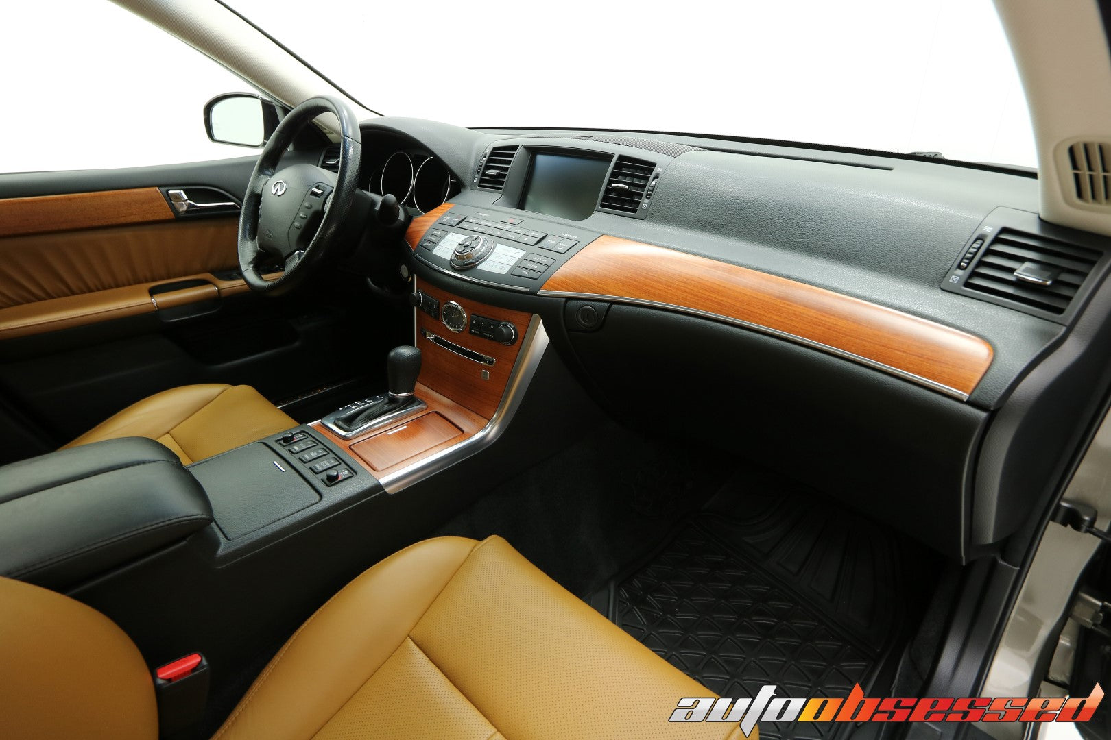 2006 Infinity M35x Clean Room Leather Conditioner Detailing Complete - Auto Obsessed