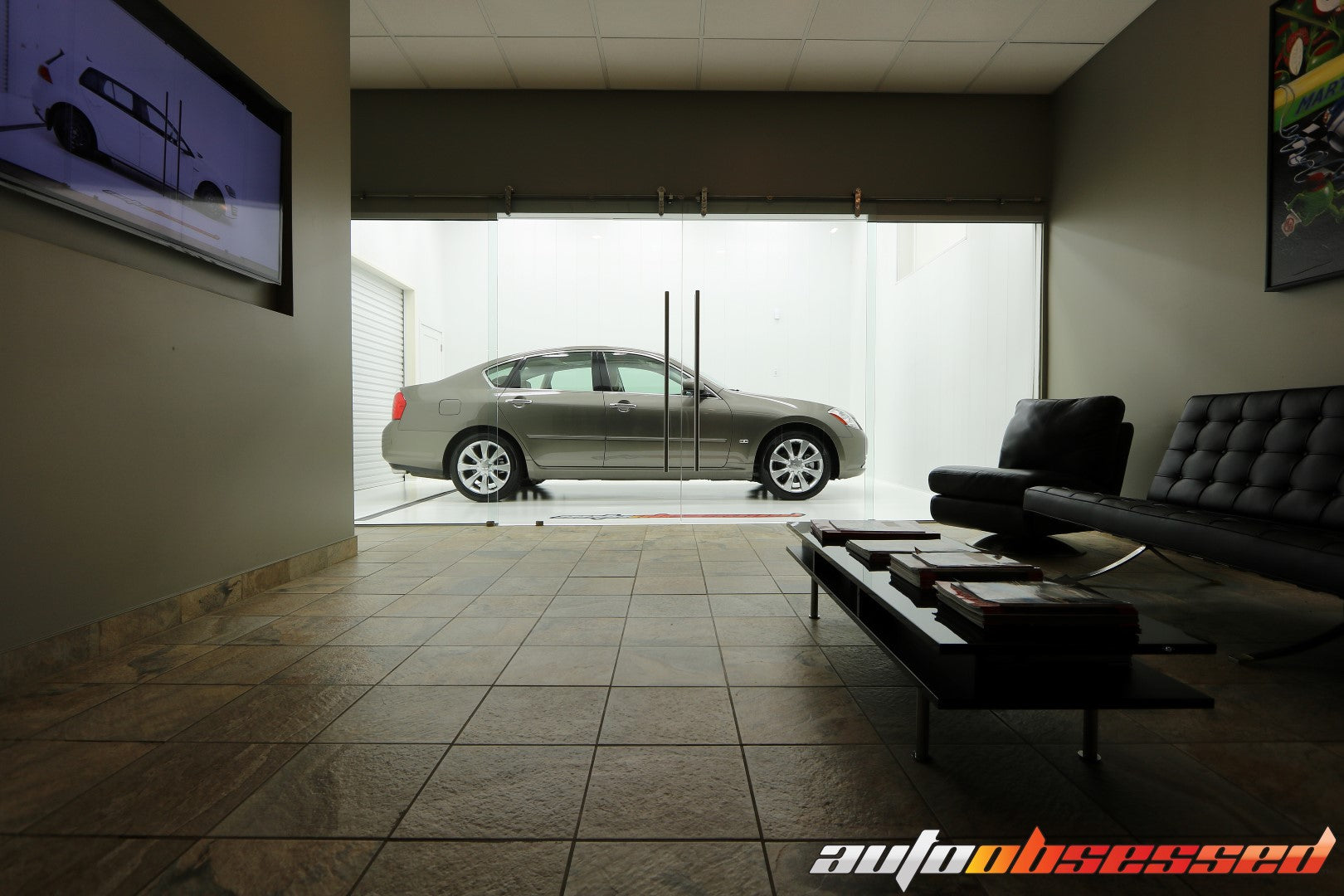 2006 Infinity M35x Clean Room - Auto Obsessed