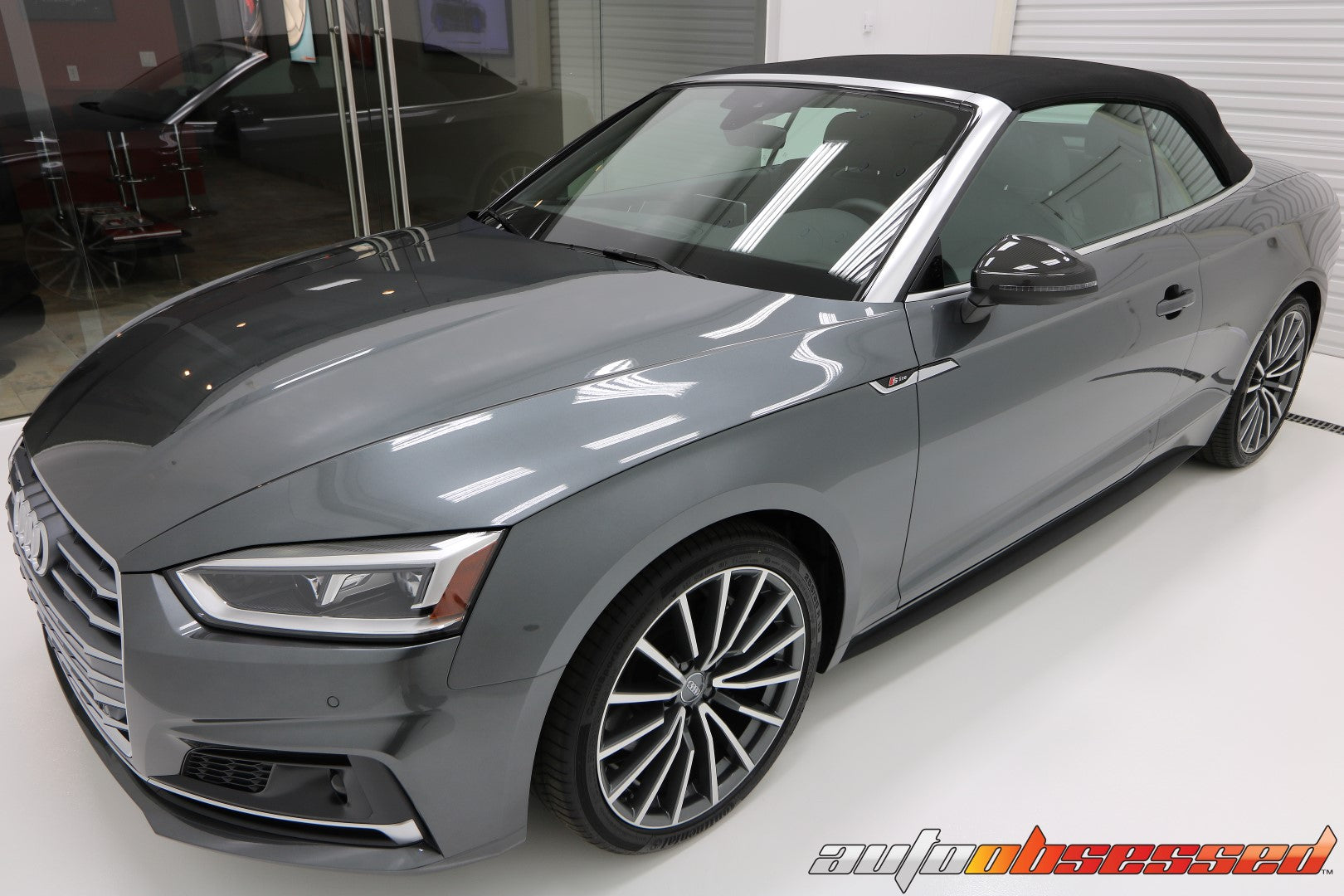 2020 Audi S5 Clean Room Detailing Complete - Auto Obsessed