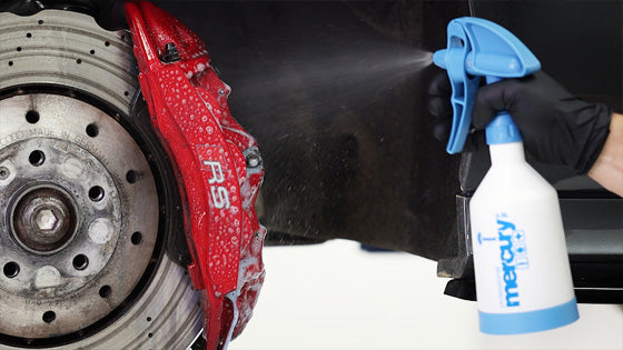 Specialized detailing sprayers help detailers work faster