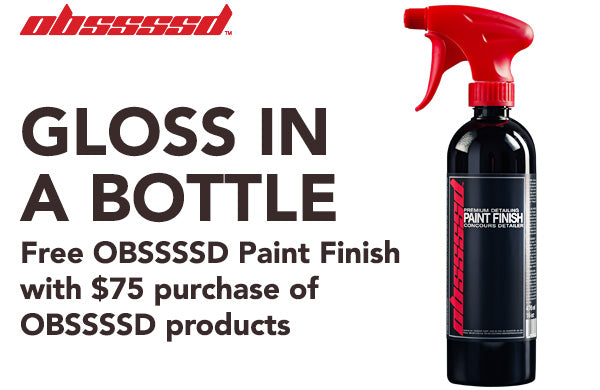 Free OBSSSSD Detailing Products Coupon Code