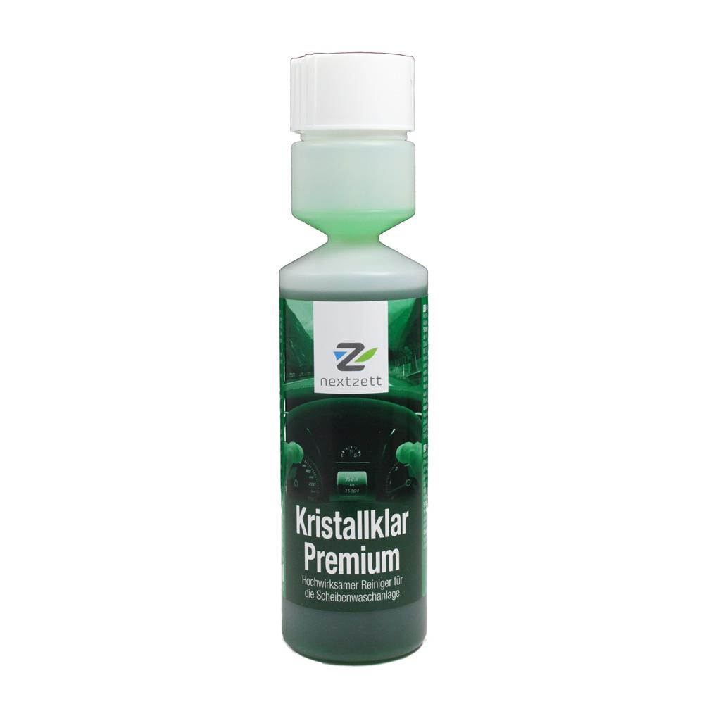 nextzett Kristall Klar Washer Fluid Concentrate 250ml