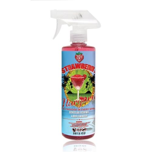 Chemical Guys Strawberry Margarita Scent Premium Air Freshener and Odor Eliminator AIR_223_16 - Auto Obsessed