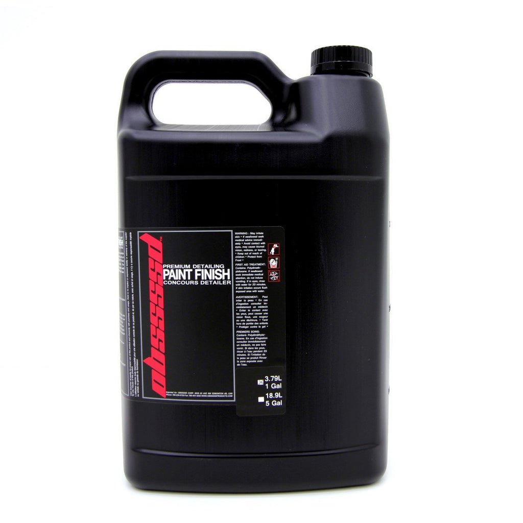 OBSSSSD Paint Finish 1 gallon - Auto Obsessed