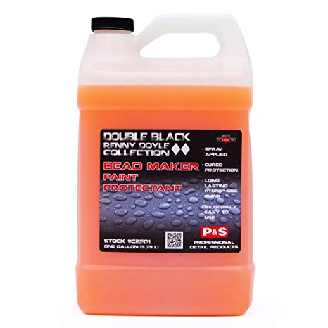 P&S Double Black Bead Maker Paint Protectant 1 gal - Auto Obsessed