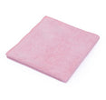"Microfiber The Rag Company All-Purpose Terry Pink 16"" x 16"""