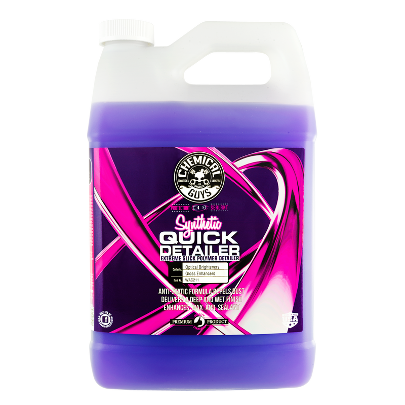 Chemical Guys Synthetic Quick Detailer 1 Gallon WAC_116 - Auto Obsessed