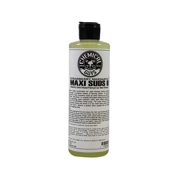 Chemical Guys Maxi Suds II Strawberry Margarita Car Wash 16oz CWS_1011_16 - Auto Obsessed