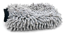 Load image into Gallery viewer, Microfiber Chenille Grey Wash Mitt - Auto Obsessed