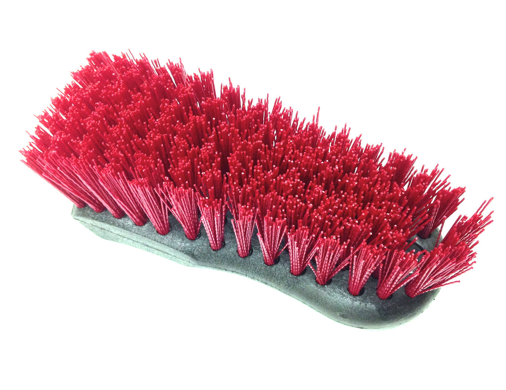 Stiff Bristle Upholstery Brush - Auto Obsessed