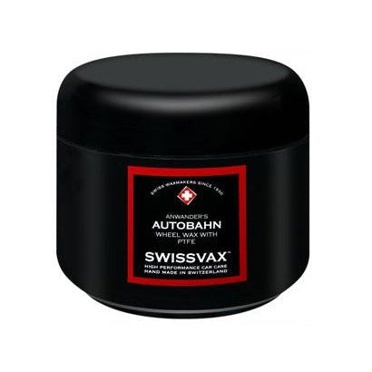Swissvax Autobahn Wheel Wax with non-stick PTFE SE1055010 - Auto Obsessed