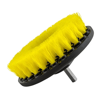Carpet Brush with Drill Attachment Medium Duty
