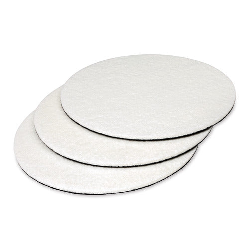"Griots Garage 6"" Glass Polish Pads Set of 3 10614"