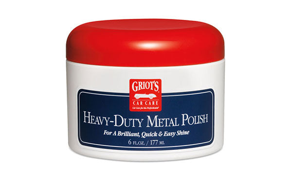 Griots Garage Heavy Duty Metal Polish 11155