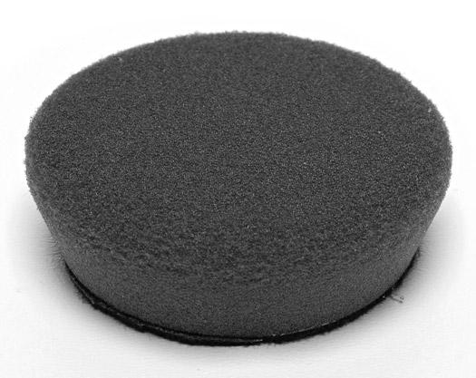 "Flex 3"" Black Polishing Foam Pad - Auto Obsessed"
