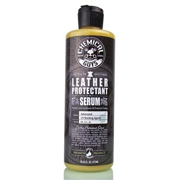 Chemical Guys Vintage Series Leather Serum - Natural Look Conditioner and Protective Coating SPI_111_16 - Auto Obsessed
