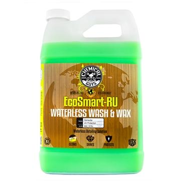 Chemical Guys EcoSmart-RU (Ready to Use) Waterless Car Wash and Carnauba Wax 1 Gal WAC_707RU - Auto Obsessed