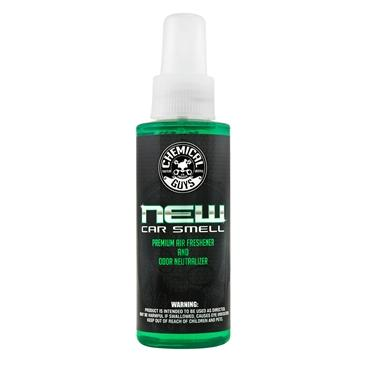 Chemical Guys New Car Scent Air Freshener & Odor Eliminator 4oz AIR_101_04 - Auto Obsessed