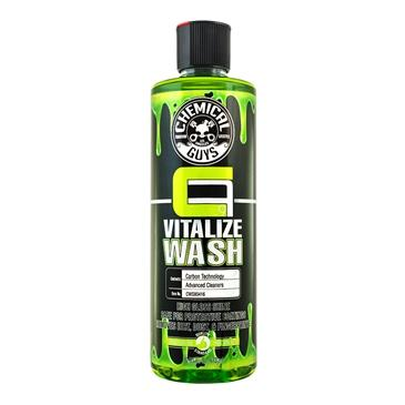 Chemical Guys Carbon Flex Vitalize Wash 16oz CWS80416 - Auto Obsessed