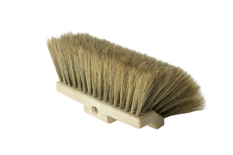 Boars Hair Car Wash Brush Plus 10 - Auto Obsessed