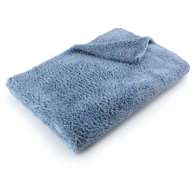 "CarPro Microfiber BOA Towel 16"" x 24""  Grey - Auto Obsessed"