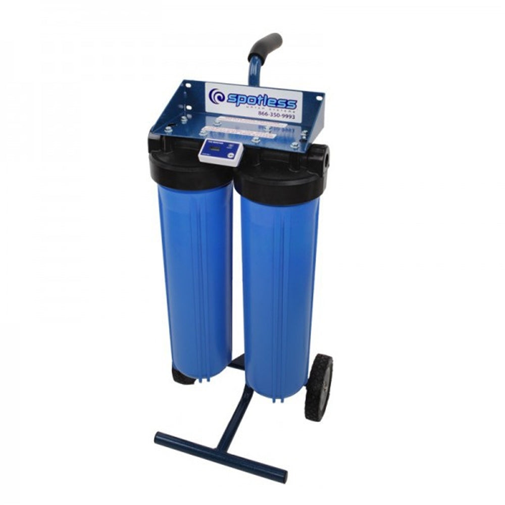 CR Spotless Water System - DIC-20 High Output Rolling System