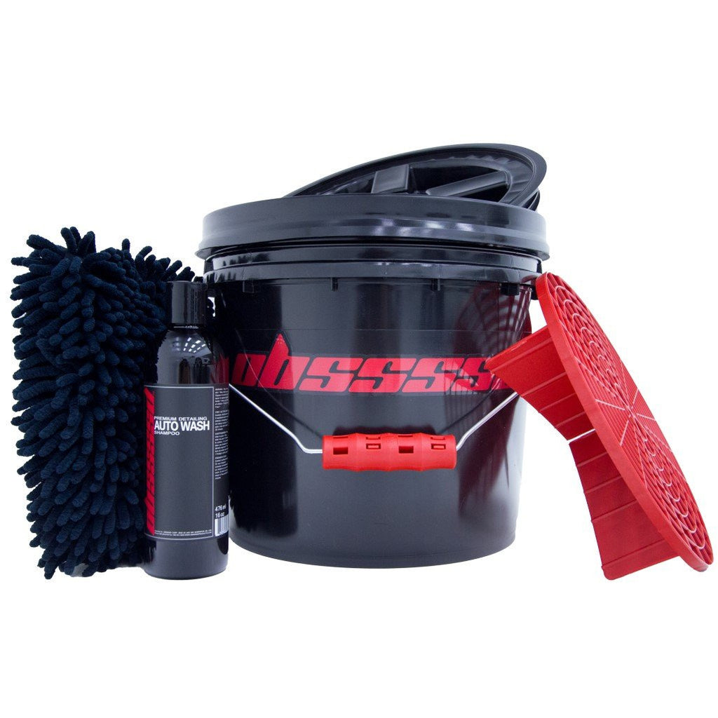 OBSSSSD Car Wash Bucket Kit - Auto Obsessed
