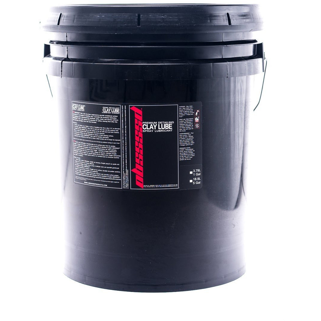 OBSSSSD Clay Lube 5gal. - Auto Obsessed