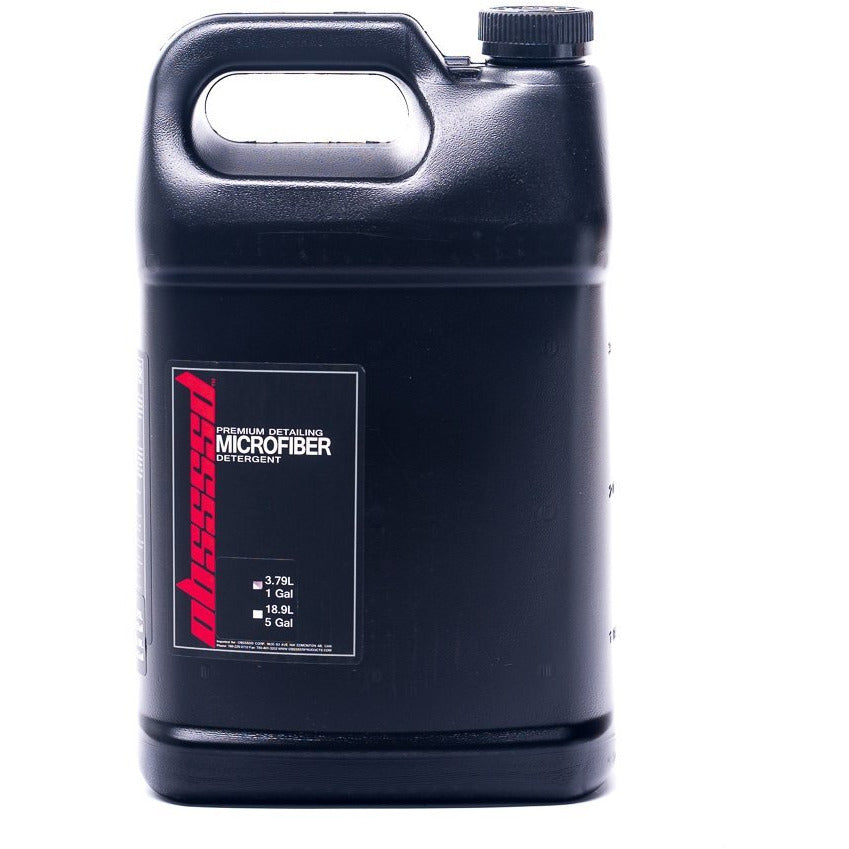 OBSSSSD Microfiber Detergent  Cleaner 1 Gallon - Auto Obsessed