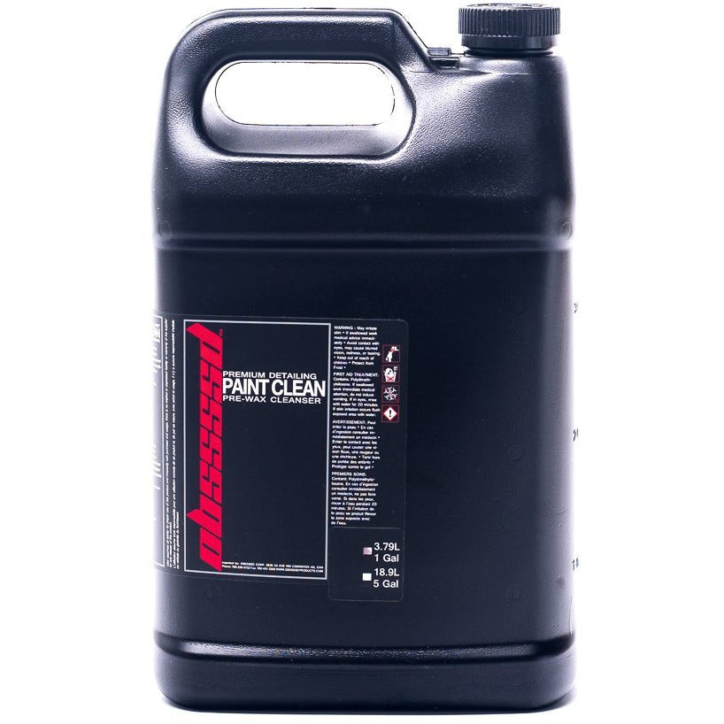 OBSSSSD Paint Clean 1 Gallon - Auto Obsessed